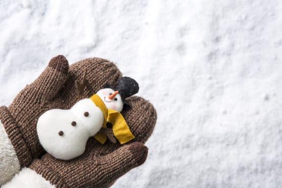 KleinerWald Waldkindergarten Waldkindi Waldkindergartenkleidung Outdoor Kindermode Jungen Mädchen Winter Handschuhe