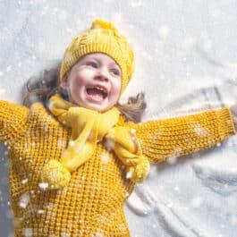 KleinerWald Waldkindergarten Natur Bekleidung Waldkindi Waki Shop Mode Kinder Accessoires Schal Mütze Handschuhe