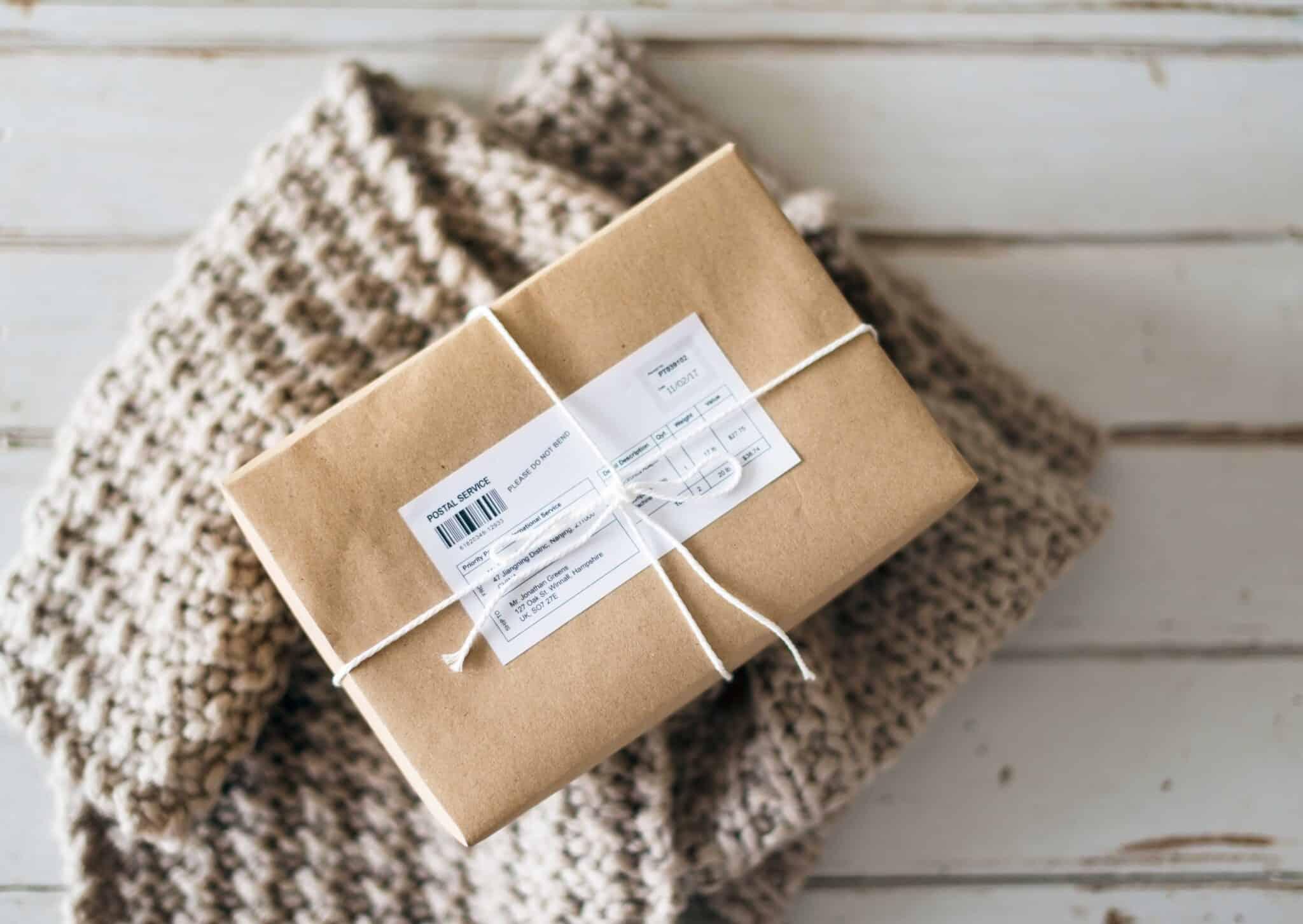 KleinerWald Waldkindergarten Waki Waldkindi Versand Lieferung DHL Päckchen Paket