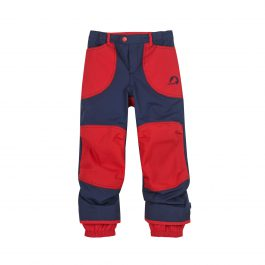 finkid – Wetterfeste Outdoorhose – TOBI – navy/red
