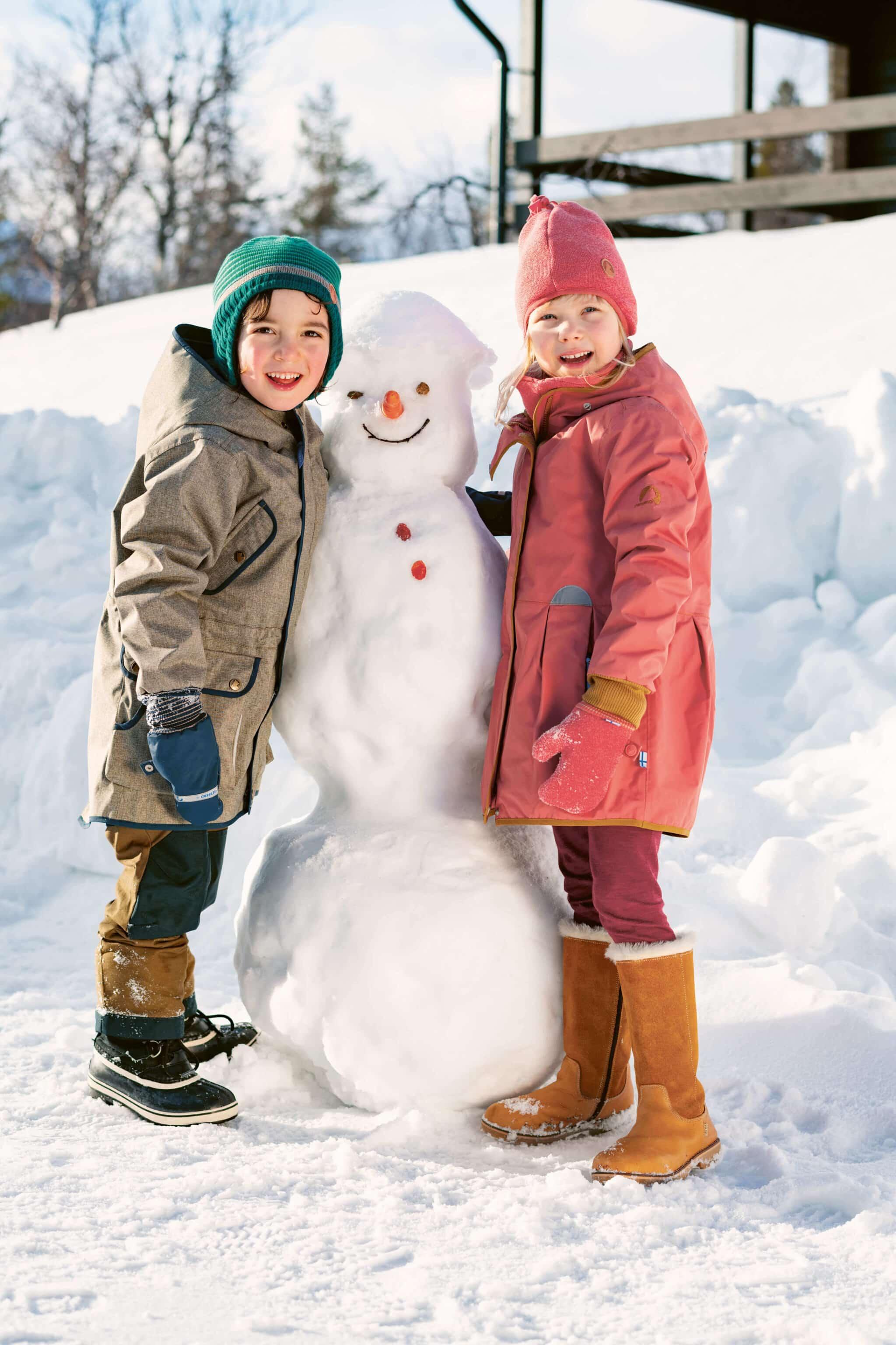 KleinerWald Waldkindergarten Waldkindi Waki Online Shop Outdoor Kids Mode finkid Kaveri Winterjacke 2 in 1 Jacke Funktionsjacke AINA