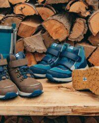 KleinerWald Marken Outdoor Waldkindergarten Schuhe Kinderschuhe Kinderstiefel Winterschuhe Wasserfest Wasserdicht Stiefel Halbschuhe Original Waki Waldkindi