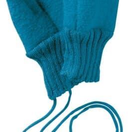 DISANA – Walk-Handschuhe – blau