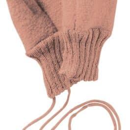 DISANA – Walk-Handschuhe – rosé
