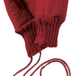 DISANA – Walk-Handschuhe – bordeaux