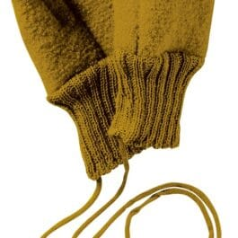 DISANA – Walk-Handschuhe – gold
