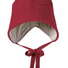 DISANA – Walk-Mütze – bordeaux (50-54 cm)