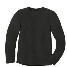 DISANA – Linksstrick-Pullover – anthrazit