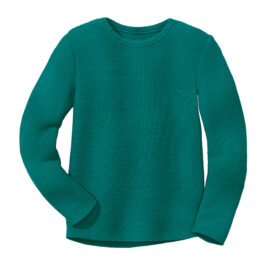 DISANA – Linksstrick-Pullover – pacific