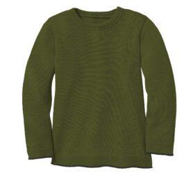 DISANA – Strick-Pullover – olive