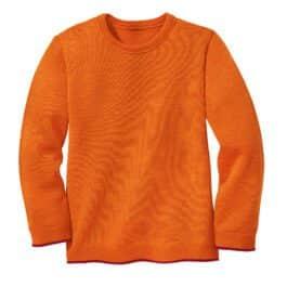 DISANA – Strick-Pullover – orange